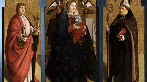 Il trittico di Antonello da Messina: insieme è meglio (finché dura)!