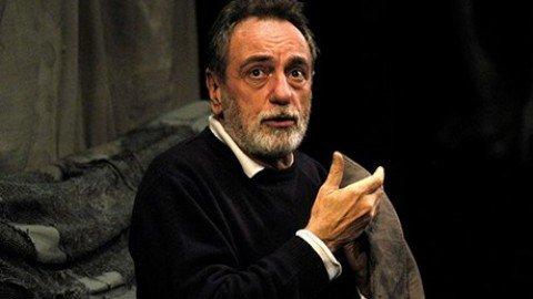 E' morto Luca De Filippo, prese il testimone dal papà Eduardo