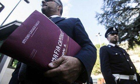 """Mafia Capitale, processo al via: """"Carminati pronto a parlare"""""""