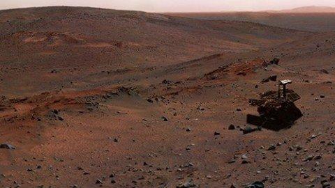 """La Nasa rivela: """"Tempesta solare ha reso Marte un deserto"""""""