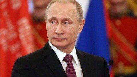 Forbes incorona (ancora) Putin persona più potente al mondo