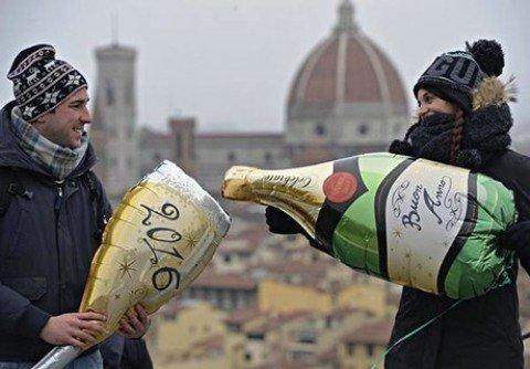 Capodanno, 4 milioni di italiani in vacanza nella notte più lunga