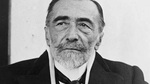 Ipse dixit: Joseph Conrad