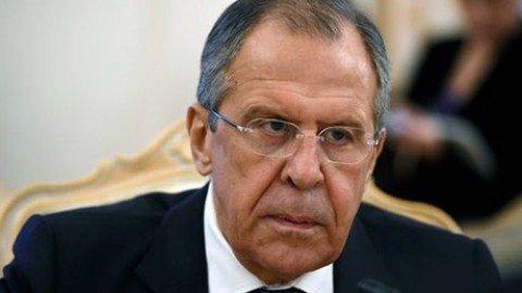 """Lavrov: """"Pronti ad aiutare l'Italia sulla Libia"""""""