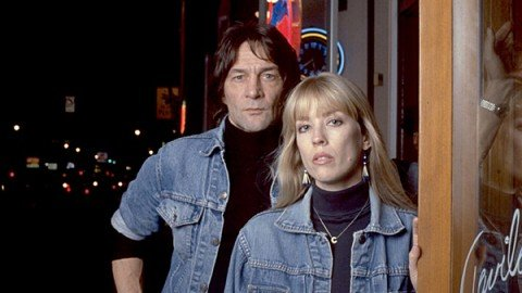 Gene Clark & Carla Olson // So Rebellious a Lover (1987)