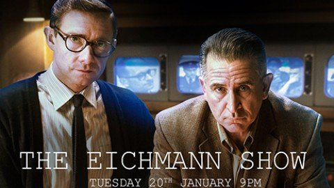 The Eichmann Show – Paul Andrew Williams