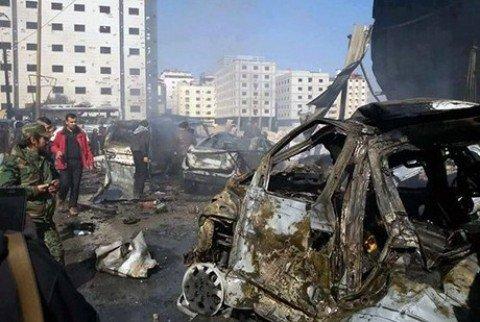 Strage in Siria, attentato Isis a Damasco: oltre 70 morti