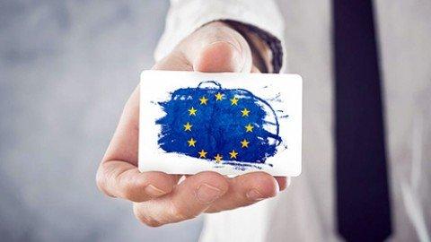 La tessera professionale europea