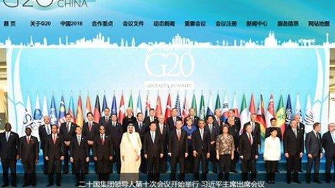 Che cosa hanno deciso al G20 di Shanghai
