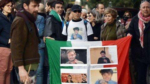 Regeni, Procura di Roma: ucciso da 'specialisti' della tortura per le sue ricerche