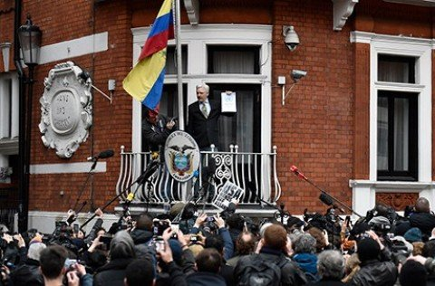 L'Onu dà ragione ad Assange: detenzione ingiusta