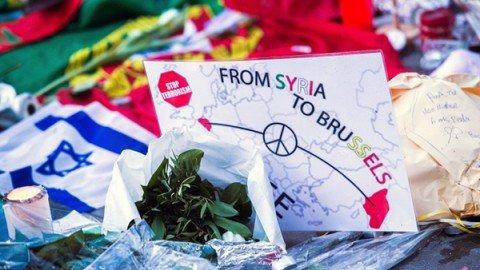 """Annullata la """"marcia contro la paura"""" a Bruxelles per motivi di sicurezza"""