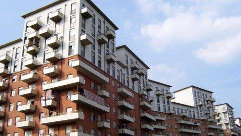 Casa, rate non pagate per la metà degli affitti