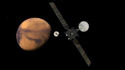 ExoMars: l'Europa (e l'Italia) alla ricerca di vita su Marte