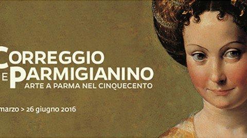 Correggio e Parmigianino, quando le più interessanti sperimentazioni erano di casa a Parma