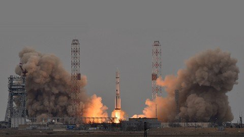 L'Europa sbarca su Marte, partita la missione Exomars