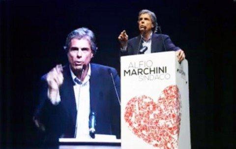 """Roma, Marchini: """"La mia candidatura? Una scelta di vita"""""""