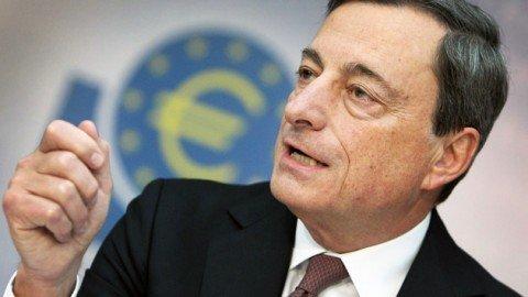 Bce, Draghi usa il 'bazooka': tassi a zero e aumenta ancora acquisto titoli