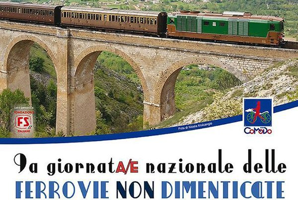 ROma Slow Tour ferrovie