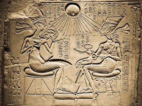 Scoperte due stanze segrete nella tomba del faraone Tutankhamon