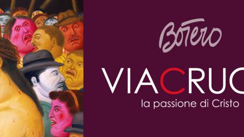 La Via Crucis vista da Botero: una riflessione personale sulla sofferenza umana