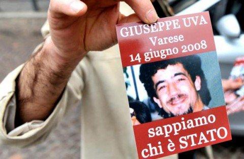 Caso Uva, assolti carabinieri e poliziotti dall'accusa di omicidio preterintenzionale