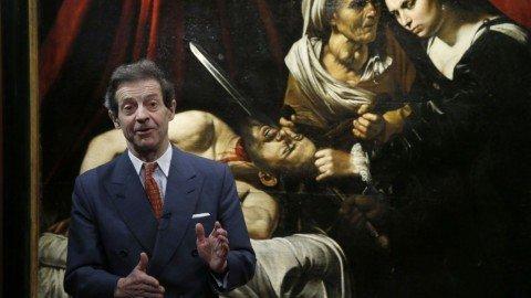 Caravaggio ritrovato, tesoro inaspettato. Ma sarà davvero così?