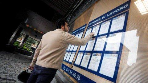 Lavoro, Cgia: il tasso di occupazione in Italia è il più basso in UE