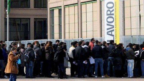 Istat, a febbraio torna a salire la disoccupazione