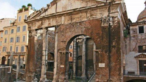 Il ghetto ebraico di Roma, mura e strade che trasudano memorie