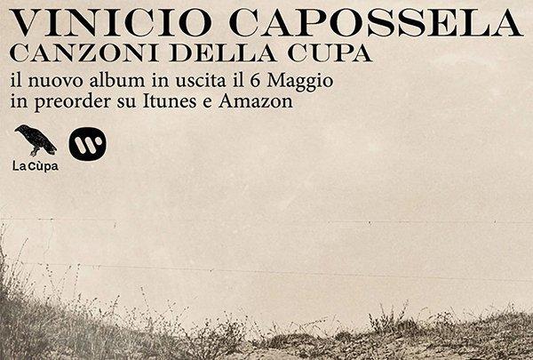 Capossela - Canzoni della cupa