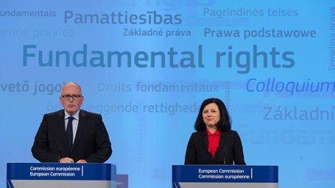 In Europa codice di condotta contro l'odio online