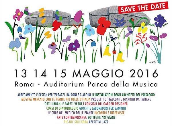 Festival del verde e del paesaggio 2016