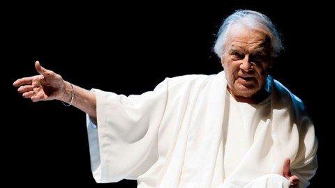 Addio a Giorgio Albertazzi, ultimo imperatore del teatro