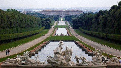 Menti illuminate e capacità visionarie per le meraviglie di Caserta