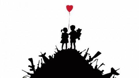 La società secondo Banksy: arte che dissacra il sistema capitalistico