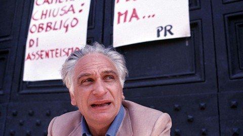 Addio a Marco Pannella, strenuo difensore dei diritti civili