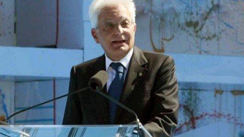 Mattarella, tutelare nostro patrimonio dovere nei confronti del mondo