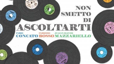 Concato, Bosso e Mazzariello / Tre voci di velluto Jazz