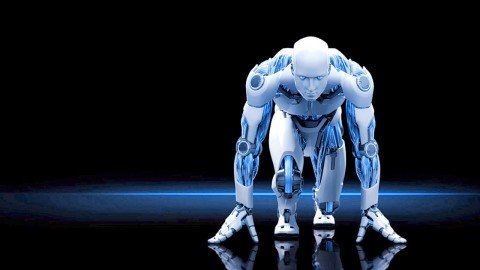 Fiera internazionale dell'automazione: robot, droni e.. papere!