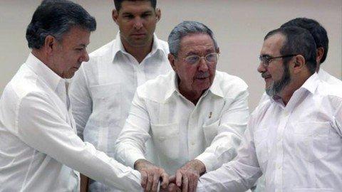 Colombia, ultimo giorno di guerra con le Farc