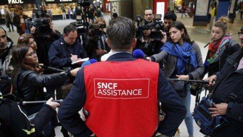 Francia, sciopero dei trasporti minaccia gli europei