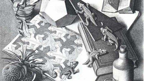 Le intriganti prospettive impossibili di Escher