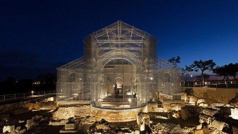 L'opera di Tresoldi a Siponto: un dialogo rispettoso tra antico e contemporaneo è possibile?