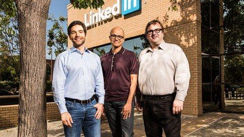 Microsoft compra LinkedIn per 26 miliardi (in contanti)