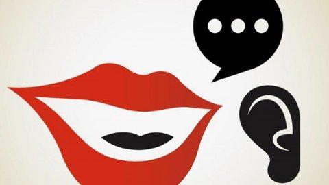 Il diffamatore: il collega che nessuno dovrebbe avere. Parlare male di qualcuno costituisce reato.