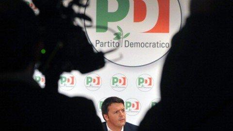 Renzi: netta vittoria M5S, voto non di protesta ma di cambiamento. Minoranza PD: cambiare rotta