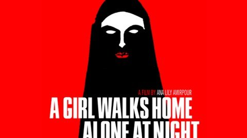 A girl walks home alone at night – Ana Lily Amirpour