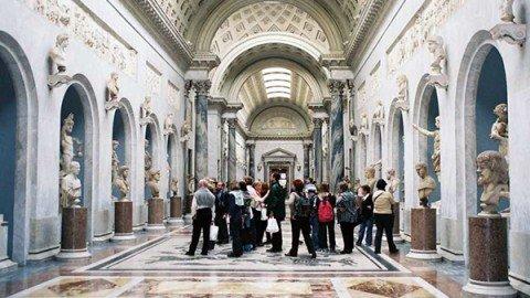 Nei musei statali più incassi e visitatori