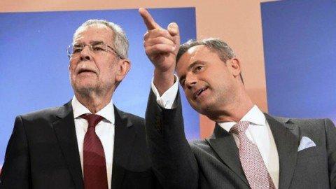 Elezioni annullate, l'Austria deve tornare alle urne